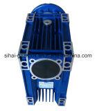 Pequeño reductor de velocidad de la caja de engranajes Nmrv075 del gusano del borde de la entrada de información