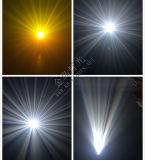 Os prismas duplos Dual iluminação principal movente do feixe da roda 230W 240W 260W do Gobo