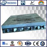 벽 클래딩을%s 유리에 의하여 박판으로 만들어지는 돌 벌집 위원회