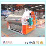 Misturador de alimentação animal / máquina de mistura de pó de grãos / equipamento de aves de capoeira