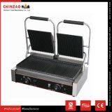 Double gril commercial de contact (CHZ-820-2)