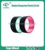 Roue multicolore de forme physique de yoga de bonne qualité de roue de yoga de type neuf en gros