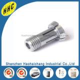Tornillo plateado cinc cruzado de acero electrónico del metal del OEM de la alta calidad