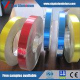 Il colore ha ricoperto la striscia di alluminio della bobina per la protezione (8011 H22 H24)
