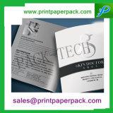 Folleto de Custom Company/aviadores/impresión de Catologues del producto