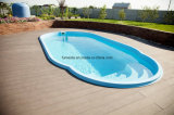 Hot Sale Environmental Garden Outdoor WPC Decking (150 * 23mm)