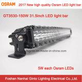 2017 la plus défunte barre d'éclairage LED de 150W 31.5inch EMC Osram (GT3530-150)