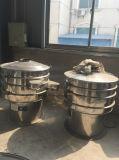 Hulp Machines van van het Poeder het Mengen zich en van de Verpakking de Machine van het Zeefje van de Trilling van de Lijn