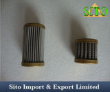 ステンレス鋼の金網シリンダーろ過材フィルター
