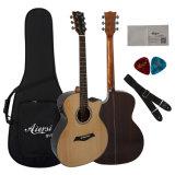 Guitarra acústica eléctrica de la salida rápida con precio al por mayor de la fábrica