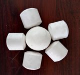 Hohe Tonerde-reibender Zylinder der Tonerde-92% 95% für reibenden Medium
