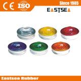 多色刷りの360度の反射ガラス道のスタッド