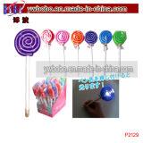 Cadeaux d'anniversaire Lollipop stylo plume à la promotion de la nouveauté des cadeaux (P2117)
