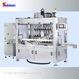 De automatische Kosmetische van de Zuiger het Vullen en van de Verpakking Vuller van de Structuur van de Machine Nieuwe