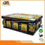 De muntstuk In werking gestelde het Gokken van de Lijst van het Spel van Vissen Machine van het Spel van de Arcade voor Verkoop