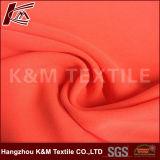 Tejido exterior personalizado de tacto suave y teñido de 100% poliéster