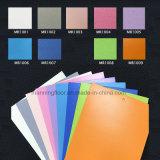 Bleu Rose couleur solide Mr1006 Revêtements de sol en vinyle PVC plancher commercial pour la maternelle Danceroom Accueil 3,2 mm