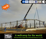La resistencia económica del viento vertió el edificio de la estructura de acero