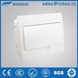 Caixa de Distribuição embutida na parede interna da Caixa de Distribuição Elétrica Hc-Tfw 12maneiras