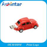 차 모형 USB 플래시 메모리 지팡이 플라스틱 USB Pendrive