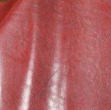 Горячая кожа места автомобиля PU сбывания 0.8mm мягкая Semi