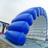 جديدة صنع وفقا لطلب الزّبون تصميم قابل للنفخ هواء خيمة لأنّ حادث خارجيّة
