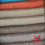 家具製造販売業ポリエステル織物の麻布によって編まれる装飾的なクッションのソファーファブリック