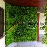 Revestimiento de madera vertical de la pared de la hierba del precio de fábrica