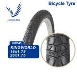 """Neumático de bicicleta de goma sólida de 16 """""""