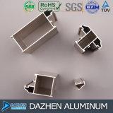 Perfil de aluminio de aluminio del OEM para la ventana y el color modificado para requisitos particulares puerta