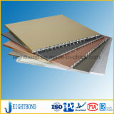 PVDF покрывая декоративную алюминиевую панель сота для внешней стены