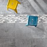 Azulejo de suelo gris industrial de la porcelana de Janan para la decoración casera y el edificio de oficinas