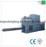 Prensa horizontal del papel usado EPA80 con CE