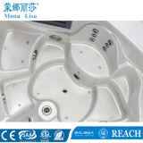 4つのシートの円形の高品質の浴槽