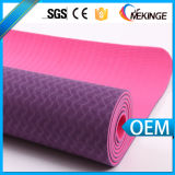 Estera superventas Rolls de la yoga del aseguramiento comercial/estera materiales del ejercicio