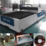 Hoja de CNC de Han láser de fibra de metal maquinaria de corte con el mejor precio