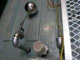 FRP Kasten-Wechselstrom-einzelner seitlicher Lufteinlauf-Kühlturm