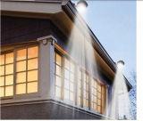 Blanc/Noir mur de LED de lumière solaire pour l'éclairage extérieur