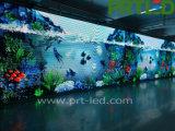 Visualizzazione di LED esterna completa di colore P6 di vendita calda con il comitato di fusione sotto pressione 500X1000mm/500X500mm