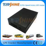Perseguidor electrónico dual Slt01 del sistema de seguimiento del GPS del limitador de la velocidad GPS