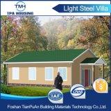 120 Sqm 지면 높은 Proformance 1채의 Prefabricated 집