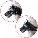 CREE Q5 1200 Haupttaschenlampe des Lumen-LED