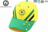 2017の新式の刺繍のスポーツの帽子の野球のゴルフ帽