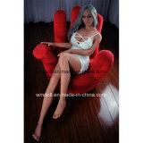 Doll van het Geslacht van 168cm Realistische met Grote Buit