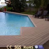 Tarjeta de suelo al aire libre resistente al fuego del Ce WPC para la piscina