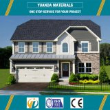 Larga vida con la estructura de acero de casa viva