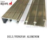 Nosing van de Trede van het Aluminium van het Bouwmateriaal Op zwaar werk berekende