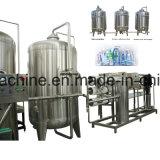 Terminar a embalagem de enchimento de engarrafamento da bebida Turn-Key que faz a máquina da planta para o frasco