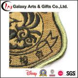 Куртка Jean логоса самого лучшего качества изготовленный на заказ латает вышивку