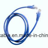 Abgeschirmtes Netz-Kabel der ftp-Kategorien-5e (LSOH)